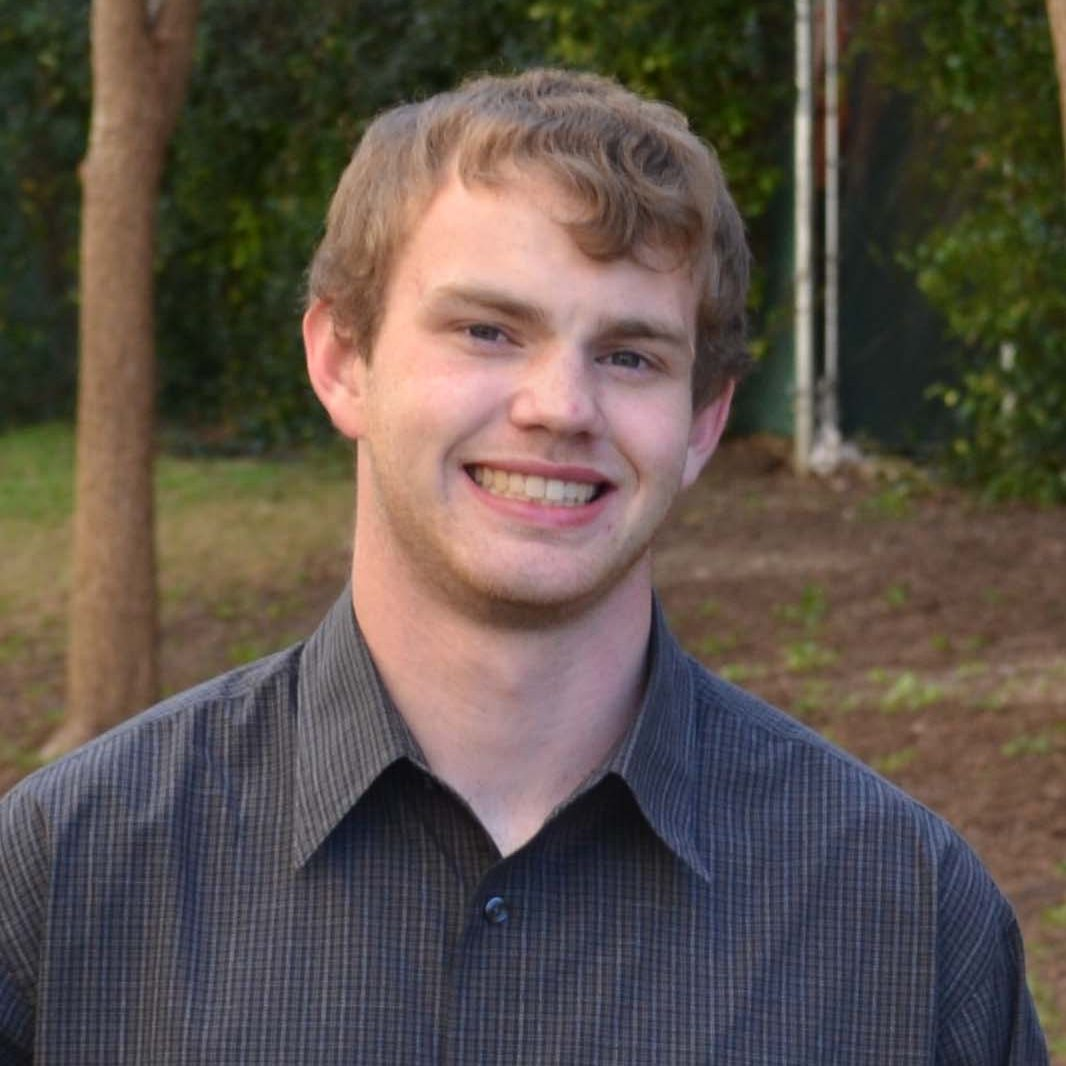 Kyle Ray Sophomore, Undergraduate Studies Dallas, TX