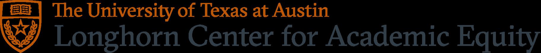 Longhorn Center for Academic Equity