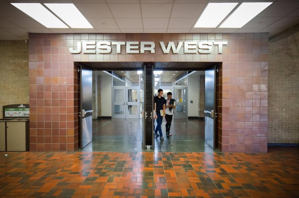 Jester West