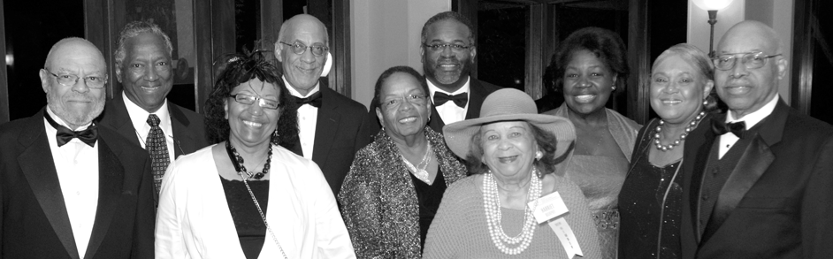 Precursors and family at the DDCE Evening of Honors