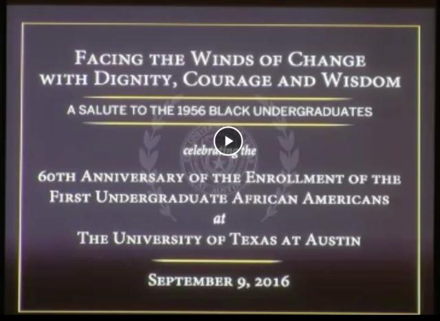 LBJ Auditorium Video