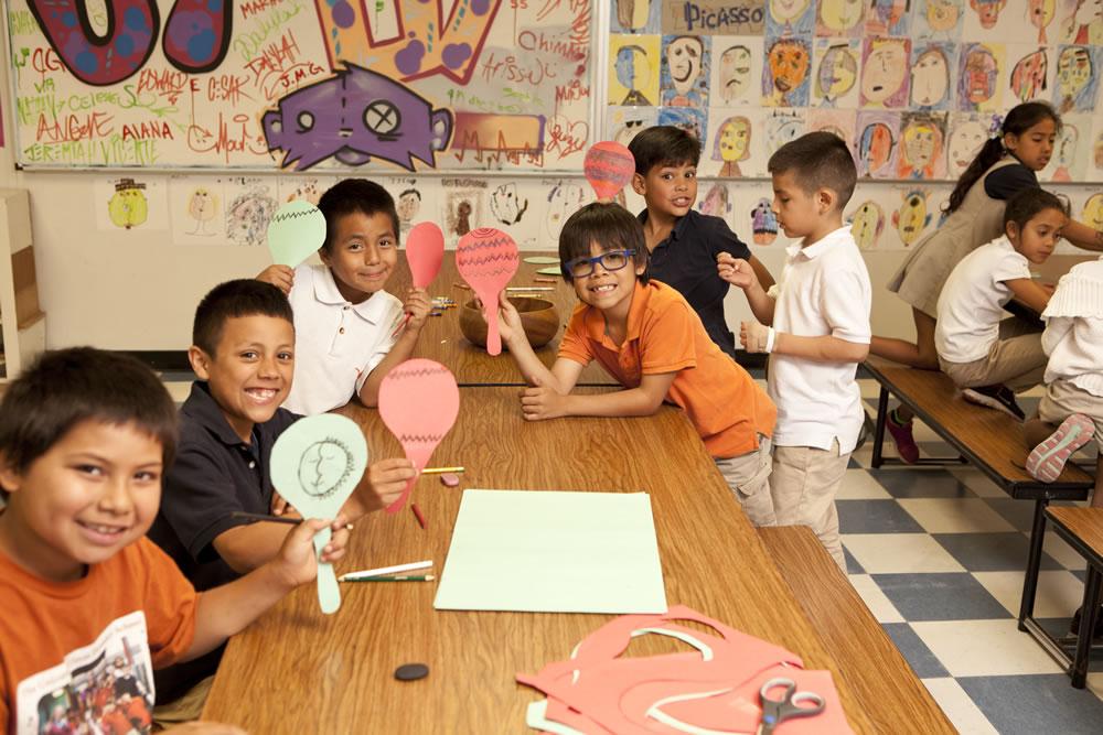 UT Elementary Students