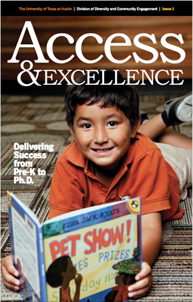 Access & Excellence magazine cover