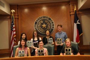 Texas book festival winners image