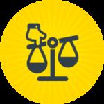 Implicit Bias Round Icon