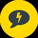 Micro Aggressions Round Icon
