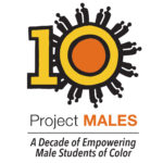 Project MALES Commemorative 10 Year Logo