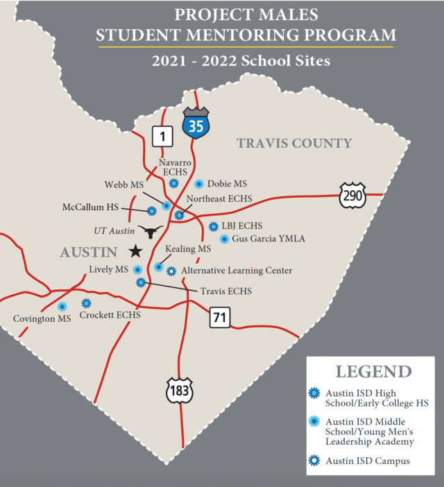 Mentor Site Map 2021-22