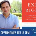 Hogg Foundation Staff Member to Read and Sign 'Exit Right' at BookPeople