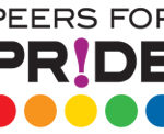 logo for Peers for Pride