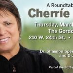 Save the Date: Writer and Playwright Cherríe Moraga to Speak on Campus on March 24