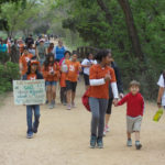 UT Elementary students Walk 4 Water