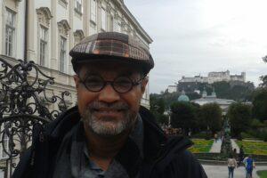 Professor Marcelo J. P. Paixão