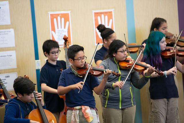 Little Longhorn strings