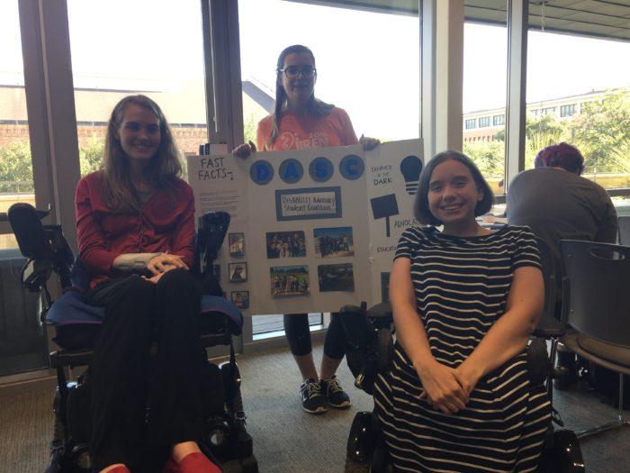 image of student advocates