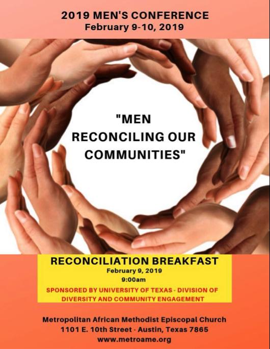 Metropolitan African Methodist Episcopal Church flyer