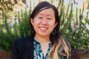 Quỳnh-Hương Nguyễn, GSC Assistant Director, portrait