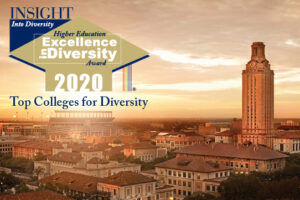 Thumbnail for New and Noteworthy post about Higher Education Excellence in Diversity Award from INSIGHT into Diversity magazine