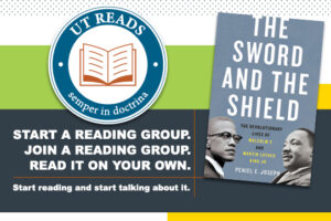 Thumbnail for New and Noteworthy post about UT Reads