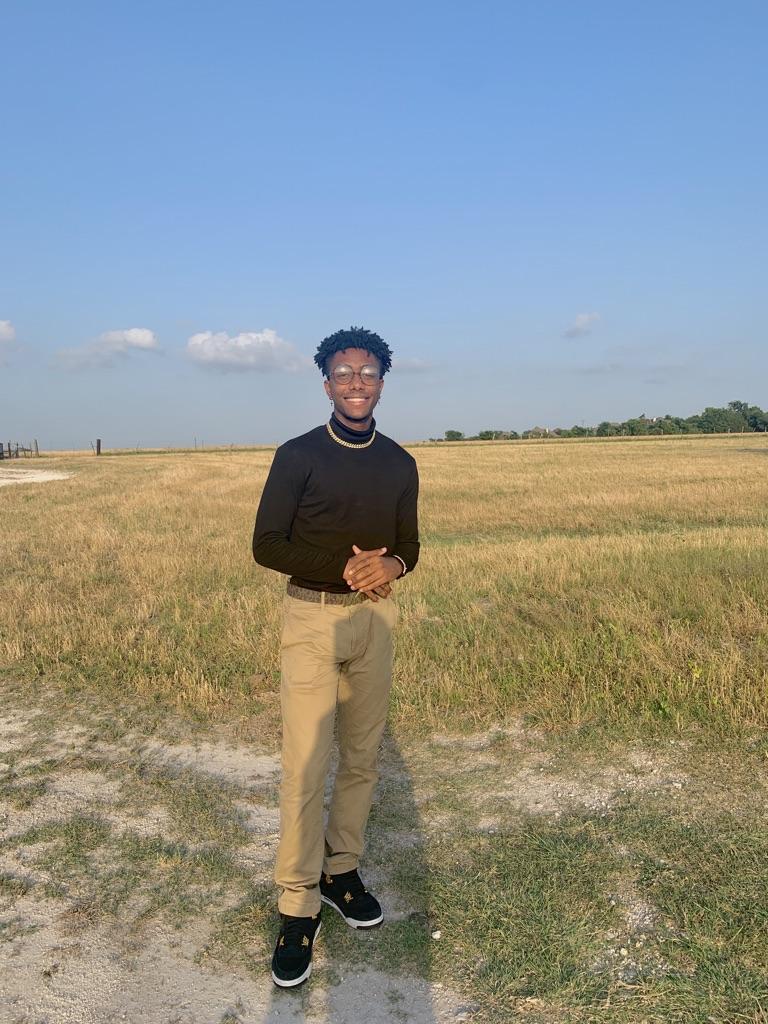 Image of Sweatt Center for Black Males student Barrington Miles