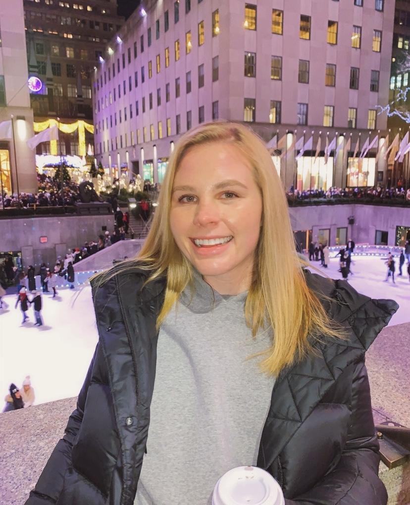 Katelyn Anderson NLP student volunteer