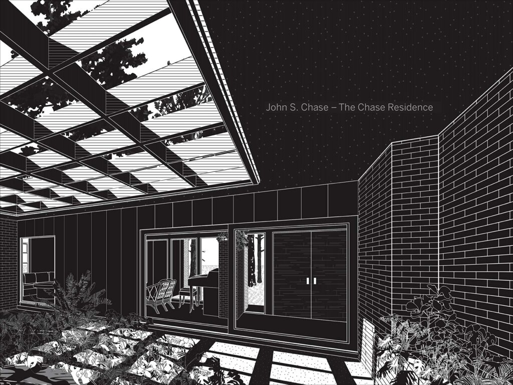 Chase Residence book cover