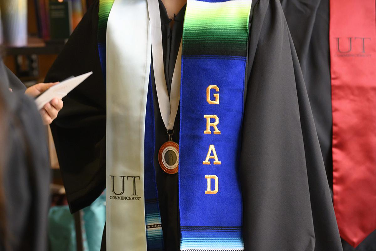 UT First Gen Longhorns Graduation 21