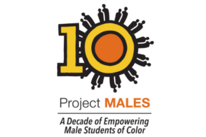 Project MALES anniversary logo