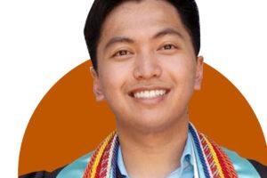 Justin Eng, GraduAsian 21