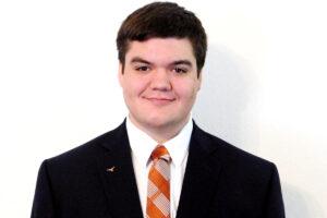Portrait of Aaron Allen