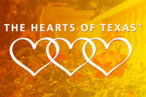 hearts of Texas image UT Austin 2021