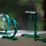 image of glass awards