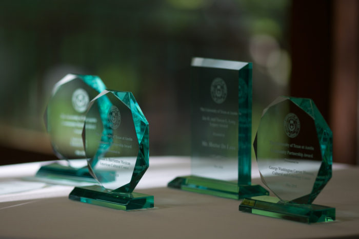 image of glass awards