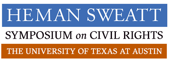 logo for Sweatt symposium