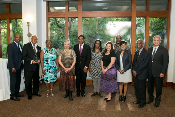 Image of Carver recipients