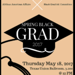 Black Graduation and Latinx Graduation announce dates and times