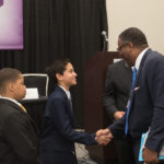 Vincent, Madrid Represent Greater Austin Area MBK Initiative at the White House