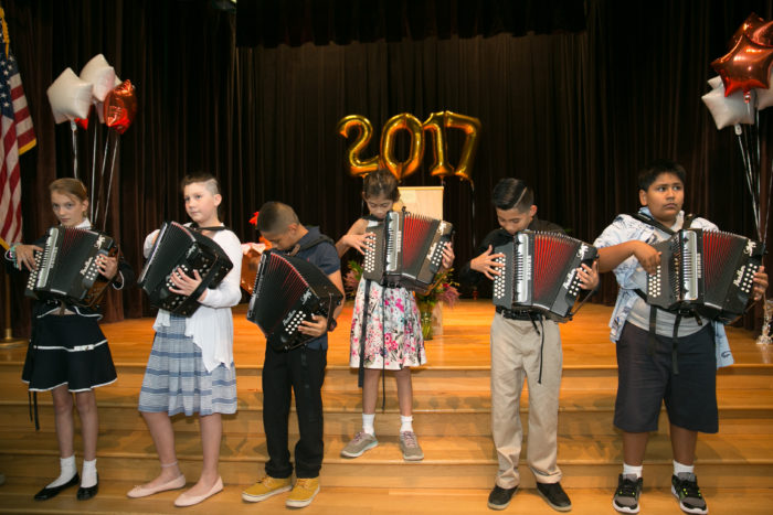 accordion kids