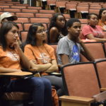 Incoming Longhorns Discover Opportunities to Give Back During Summer Orientation