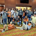 Paredes Middle Schoolers Experience 'College for a Day' on the Forty Acres