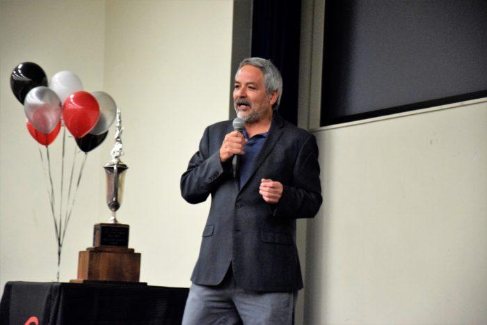 image of Emmet Campos at Great Debate