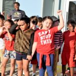 Little Longhorns Raise More Than $7,000 for Heart Health