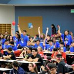 Hundreds of High Schoolers Compete at NHI Annual Great Debate