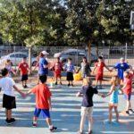 UT Elementary Celebrates The Olympics