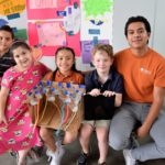 Little Longhorns Turn the Classroom Into the Board Room on Market Fair Day