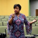 Education Advocate Courtney Robinson Addresses School-to-Prison Pipeline System in Texas Schools