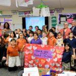 Support UT Elementary, Neighborhood Longhorns During 40 for Forty!
