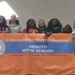 Advise TX Adviser Helps DeSoto High School Students Fulfill 'Dallas County Promise'