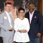 DDCE Honors Rosal, Miller with Community Leadership Awards