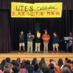 Little Longhorns Celebrate Black History Month